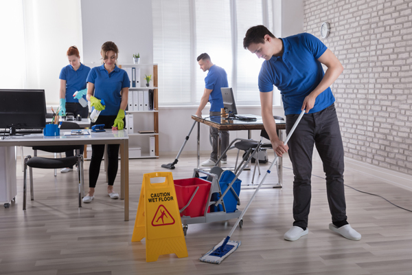 Commercial Cleaning Hobart